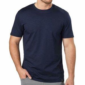 Dkny Mens Short Sleeve T-Shirt Navy Blazer NWT